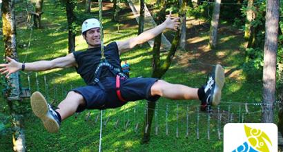 Woka loisirs - Fermeture exceptionnelle Acrobatic Parc Salins-les-Bains