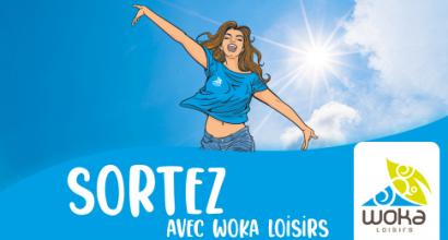 Woka loisirs - Sortez avec Woka !