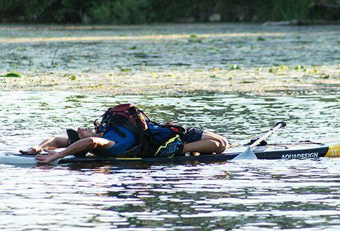 Woka loisirs - Paddle Fitness, une exclusivité Woka Loisirs !