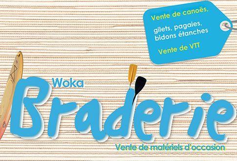 Woka loisirs - Braderie Woka Loisirs