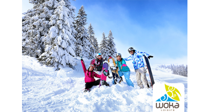Woka loisirs - Journée Ski Mouthe