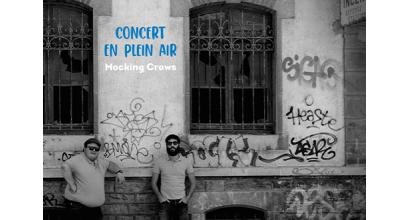 Woka loisirs - Concert - Mocking Crows