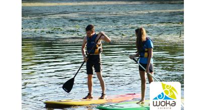 Woka loisirs - Soirée Paddle