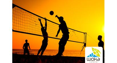 Woka loisirs - Tournoi beach volley