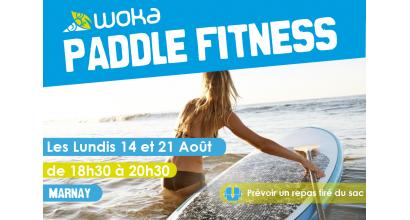 Woka loisirs - Paddle Fitness