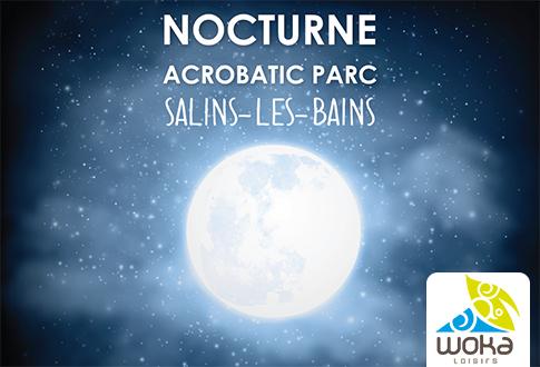 Woka loisirs - Nocturne Acrobatic Parc