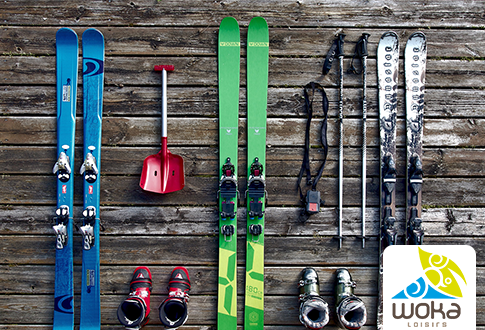Woka loisirs - Bourse aux skis