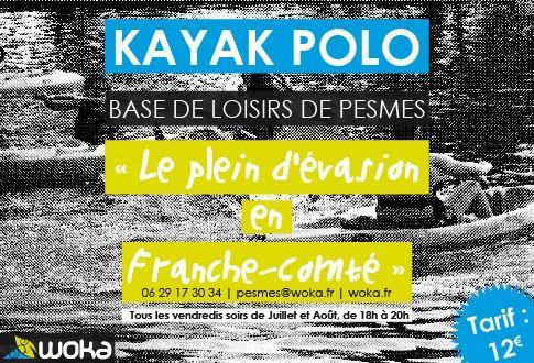Woka loisirs - Kayak Polo