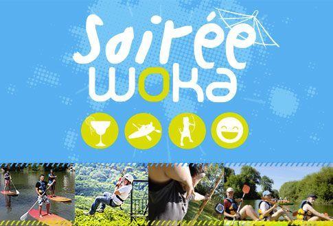 Woka loisirs - Soirée Marnay
