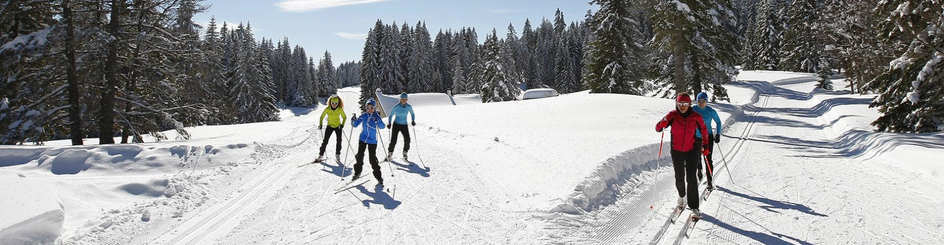 Woka loisirs - Activités Hivernales > Ski Nordique