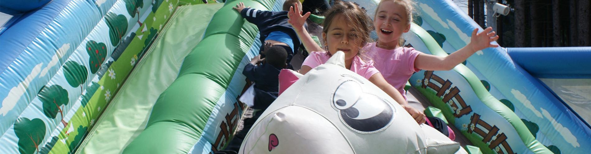 Woka loisirs - Activités Terrestres > Espace enfants