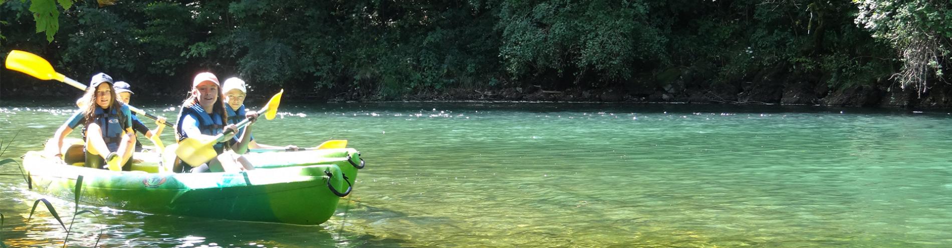 Woka loisirs - Activités Nautiques > Canoë-Kayak