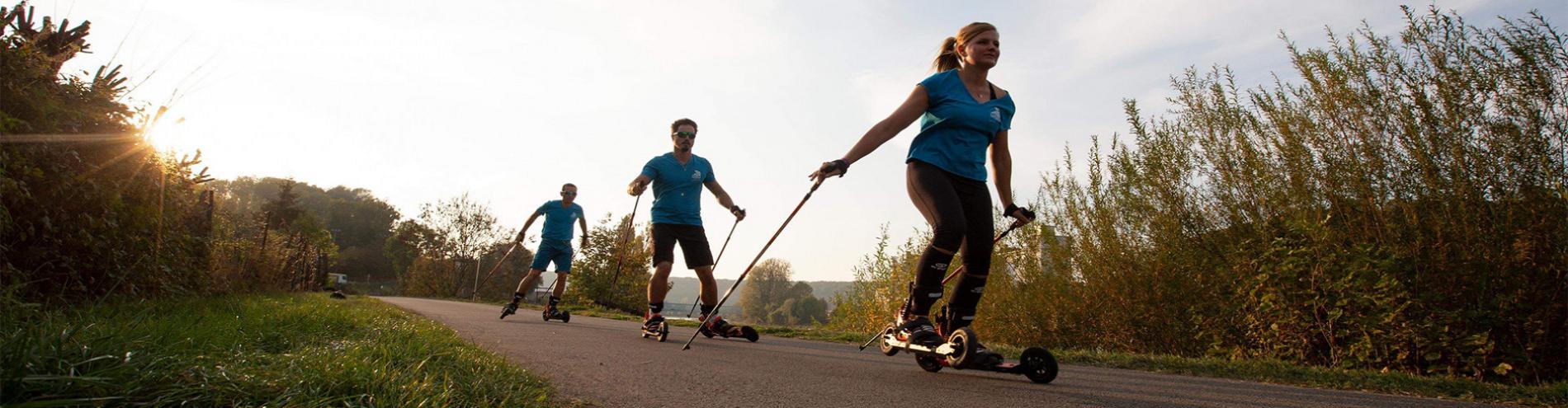 Woka loisirs - Activités Terrestres > Skike