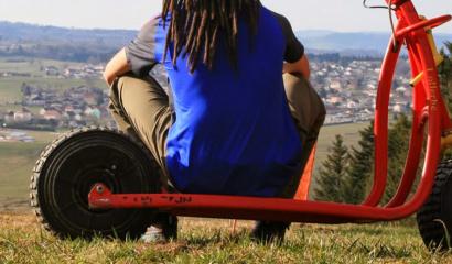 Woka loisirs - Descentes Roll'Herbe